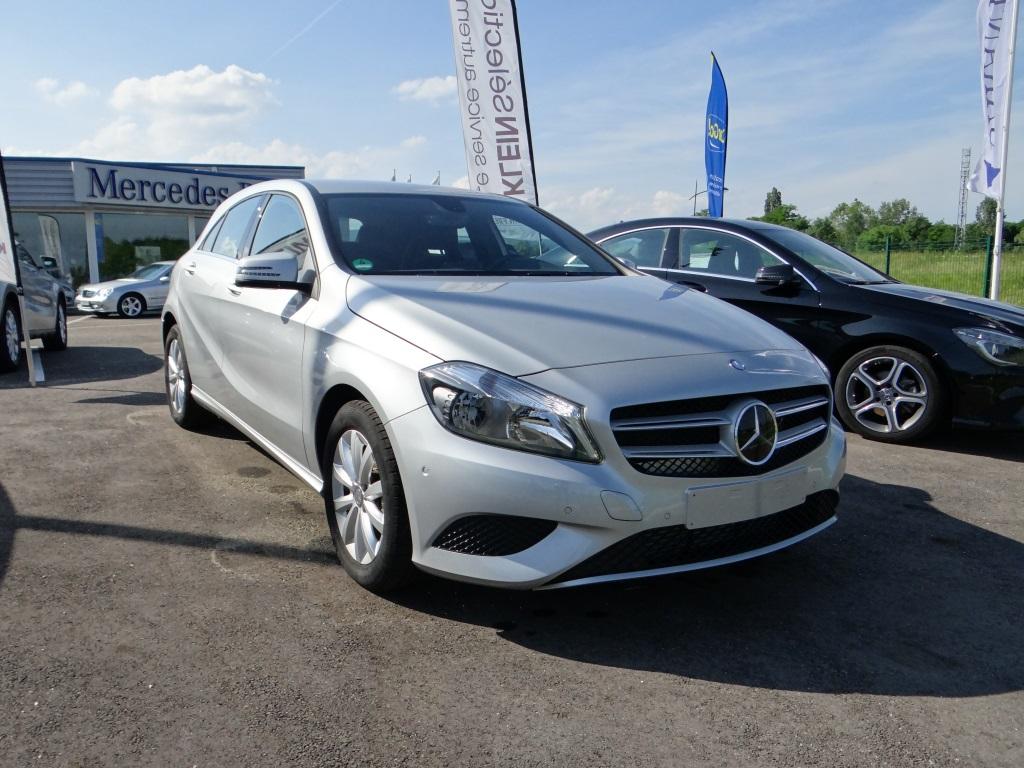 Mercedes Classe A 180 CDI Inspiration