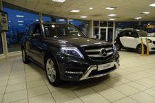 Mercedes GLK 220 CDI Pack AMG
