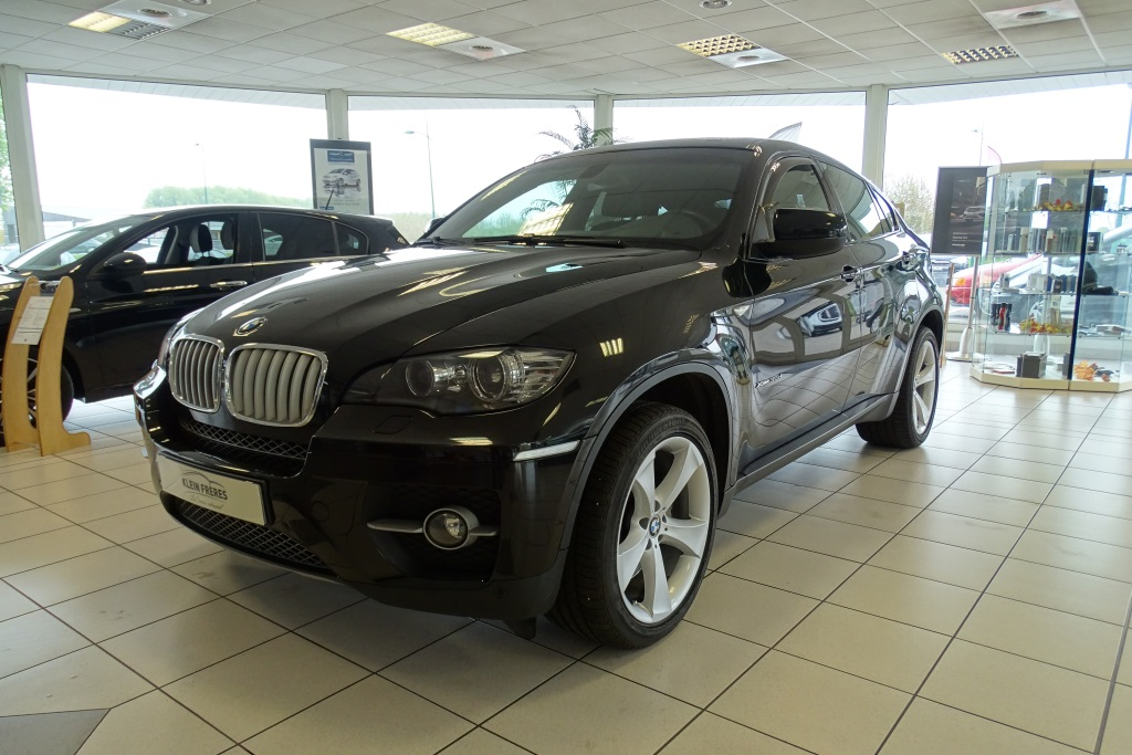 BMW X6 35d Luxe