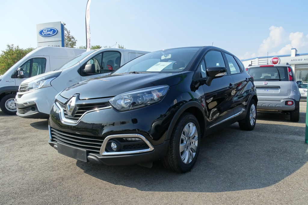 Renault Captur 1.5 dCi 90 Energy Zen eco²