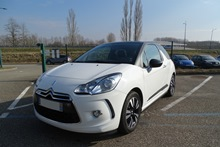 Citroën DS3 1.6 E-Hdi 90cv So Chic