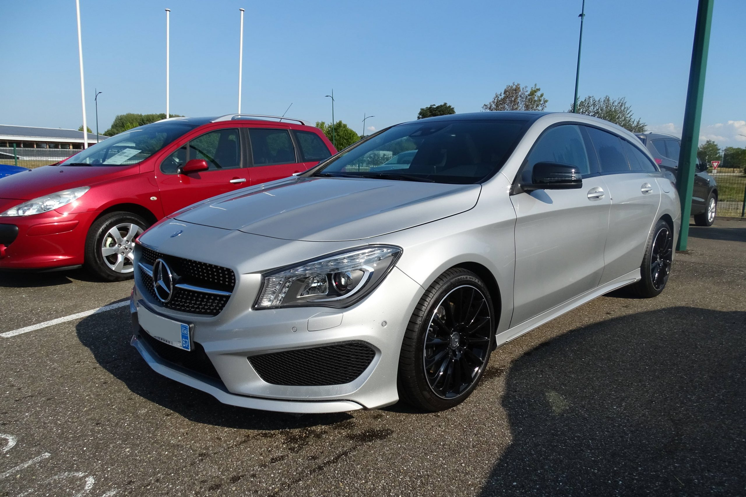 Mercedes Classe CLA Shooting Brake 220D Fascination 7G-DCT