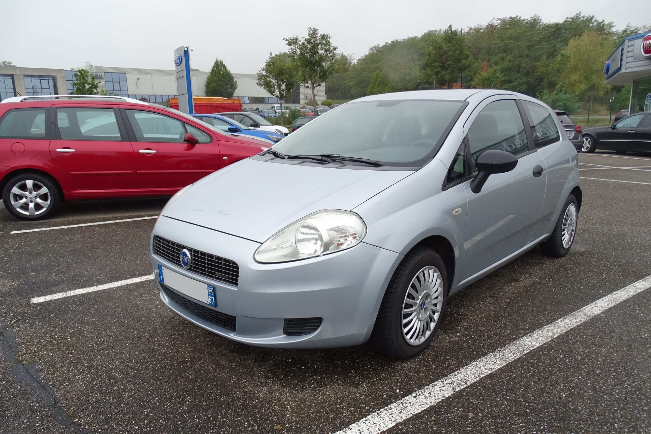 Fiat Punto 1.3 Mjt 75ch CULT
