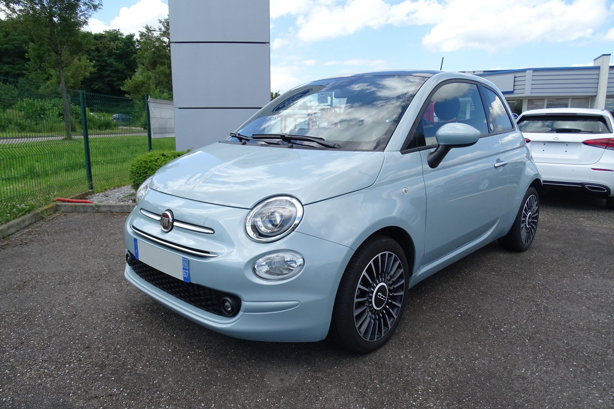 Fiat 500 1.0 BSG 70 Launch Edition
